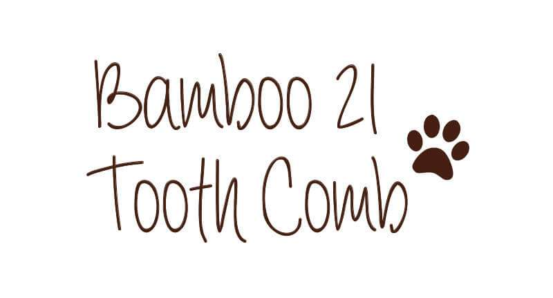 21 Tooth Comb