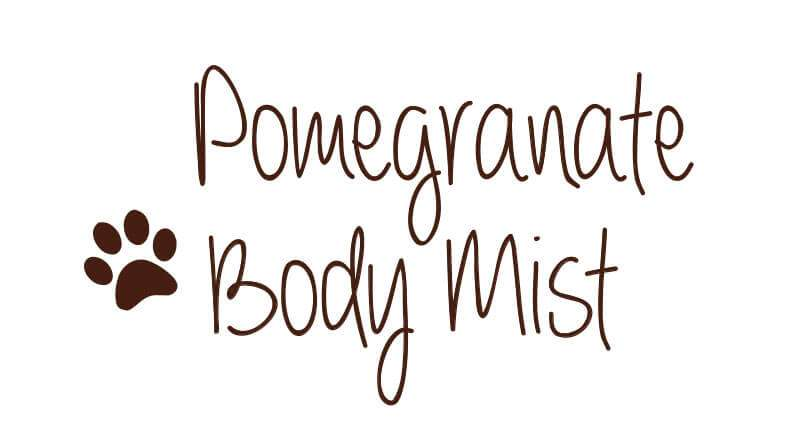 Pomegranate Body Mist