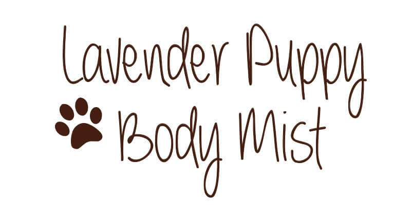 Lavender Puppy Body Mist